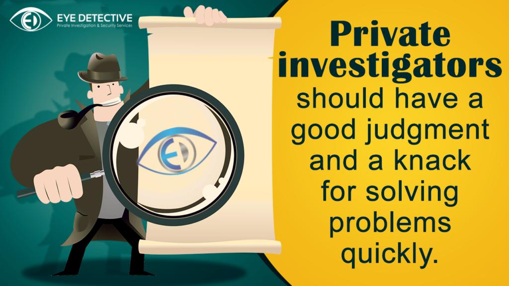 Gaji Private Investigator Jessica Eye Detektif Swasta