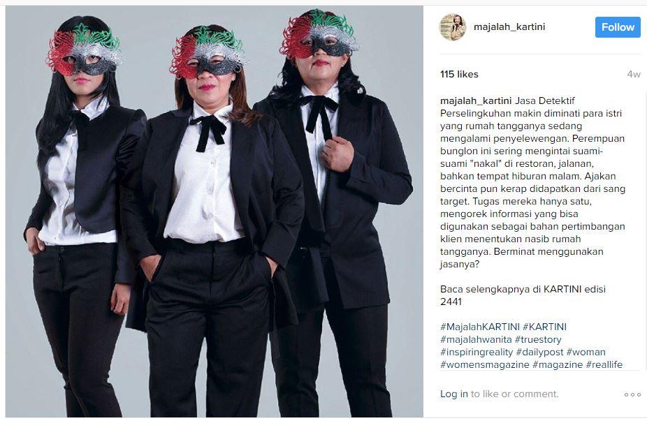 jasa detektif swasta perselingkuhan terbaik di indonesia