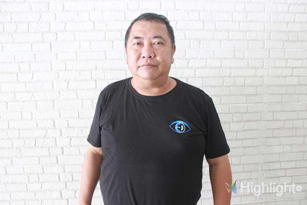 pendiri jasa detektif swasta di indonesia