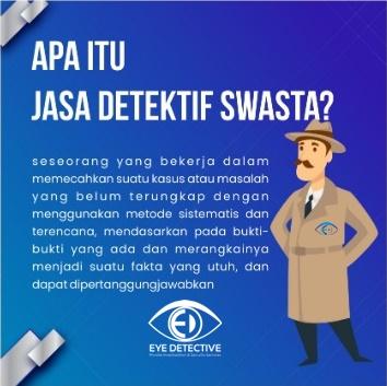 pengertian arti apa itu jasa detektif swasta